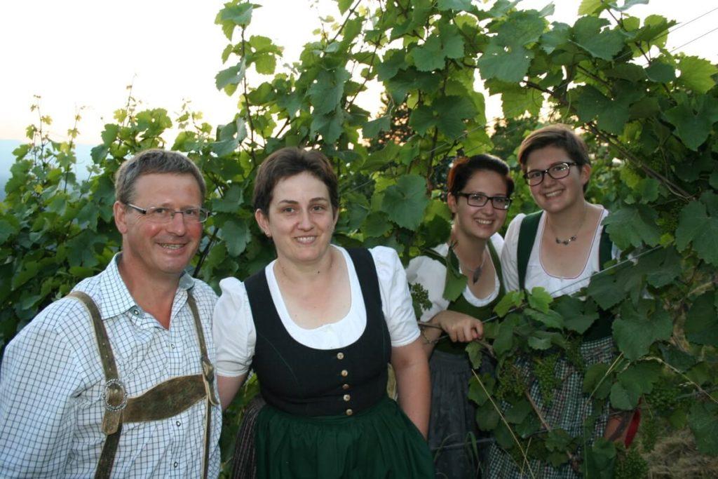 Familie Stiegelbauer